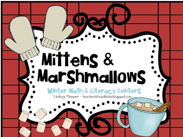 http://www.teacherspayteachers.com/Product/Mittens-Marshmallows-Winter-Math-and-Literacy-Centers-471016