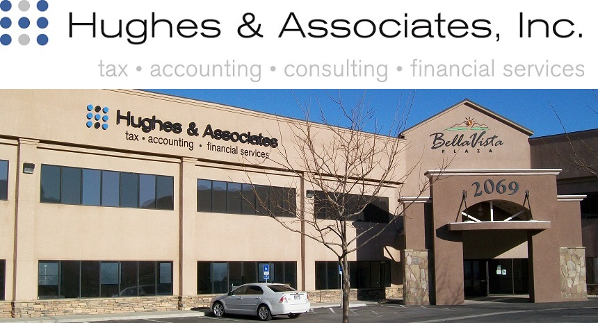 Hughes & Associates Inc taxes accounting financial services
