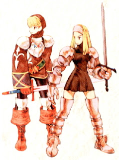 final fantasy tactics squire