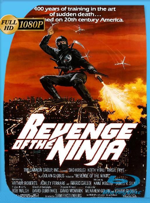 Revenge of the Ninja – Ninja II (1983) HD [1080p] [Latino] [GoogleDrive] [RangerRojo]