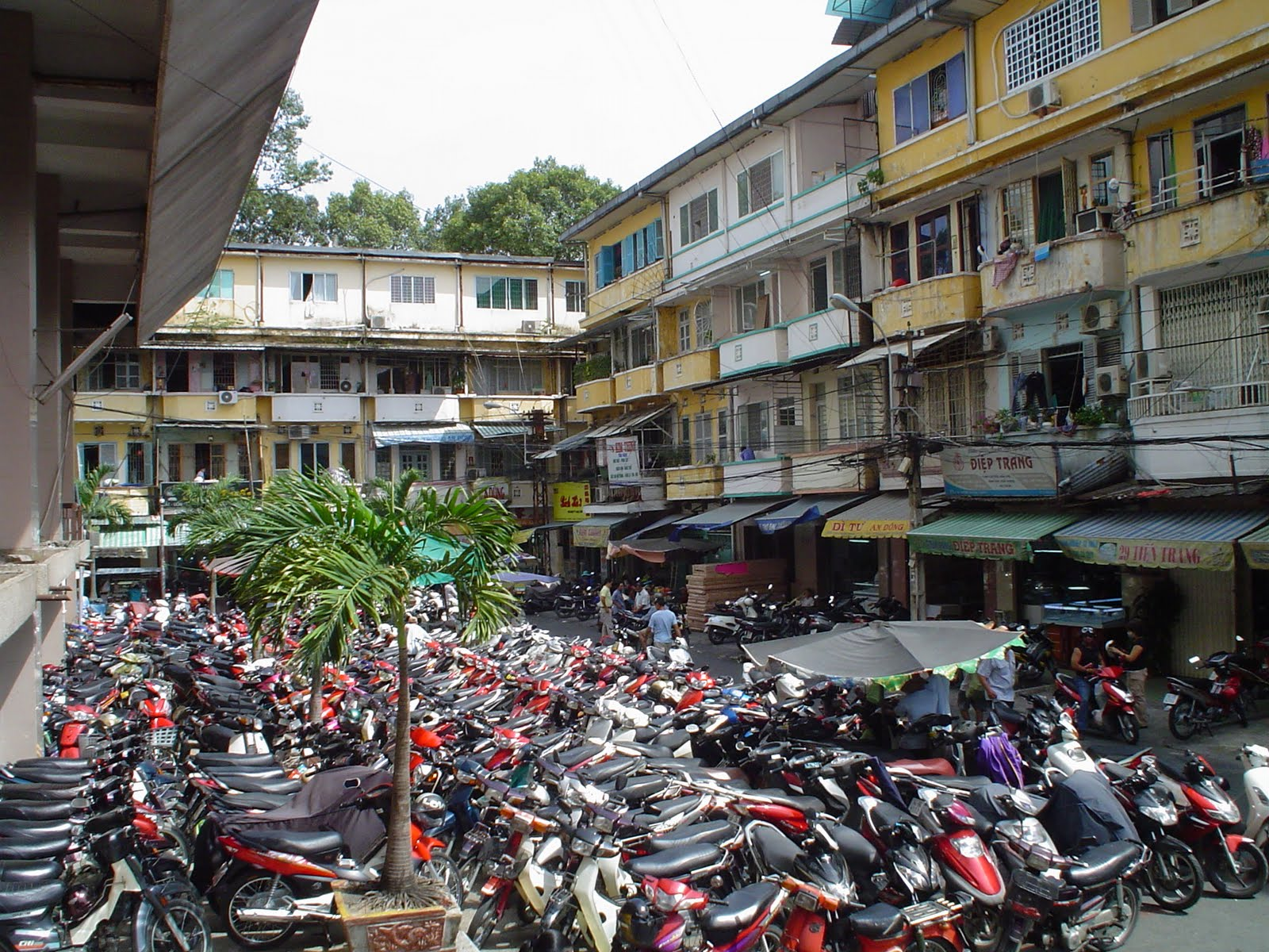 motorbike market