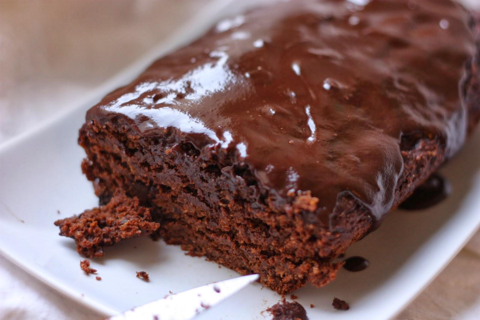 Cake Flocons D Avoine Chocolat Cacao