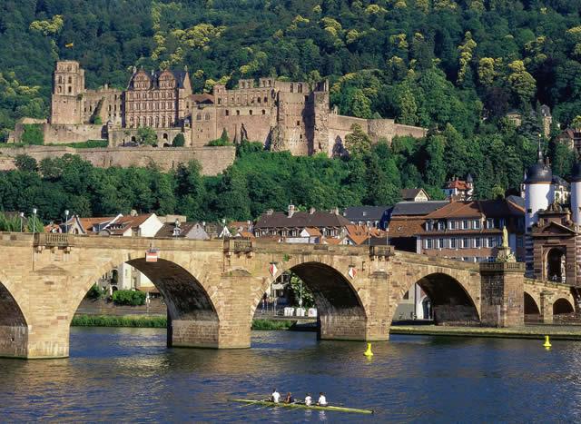 Heidelberg Castle, Heidelberg, Germany, Alemanha