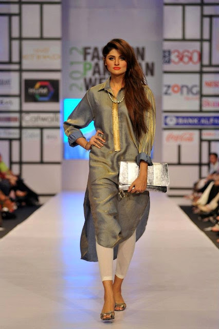 NEW DRESSES 2012 AT FASHION WEEK PAKISTAN