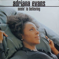 Adriana Evans – Seein\' Is Believing (VLS) (1997)