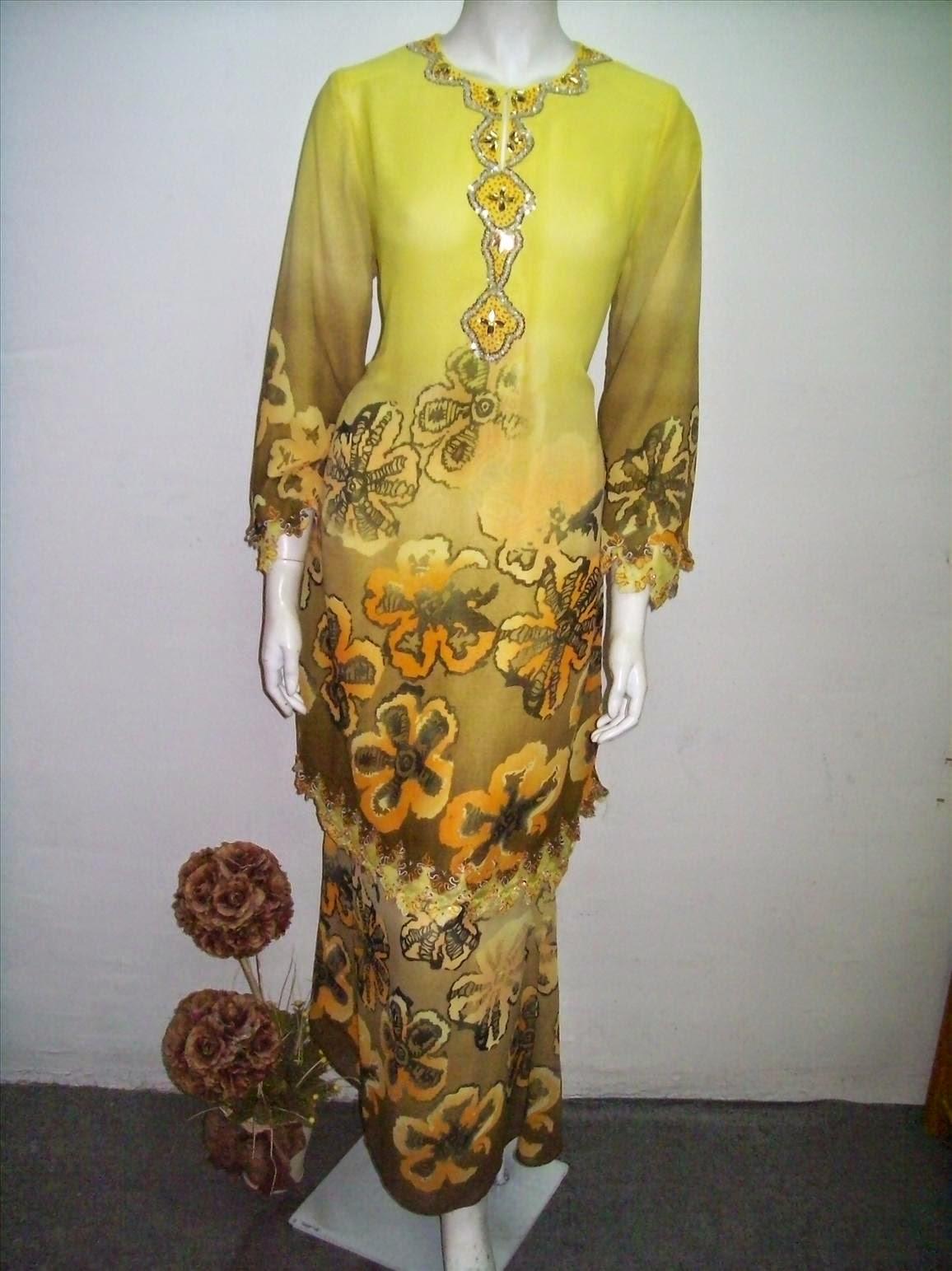Foto Model Baju Kebaya Labuh