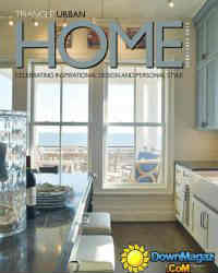 Urban Home Triangle Home Interior Design Magazine June