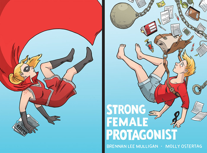 Strong Female Protagonist by Brennan Lee Mulligan and Molly Ostertag