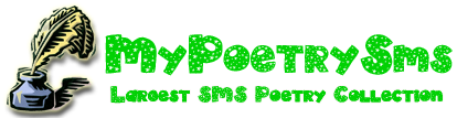 MyPoetrySms Largest SMS Poetry Collection