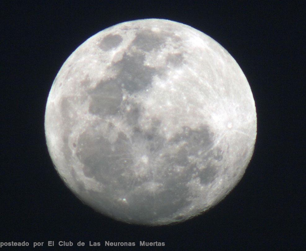 El club de las neuronas muertas la superluna o perigeo - El balcon de la luna ...