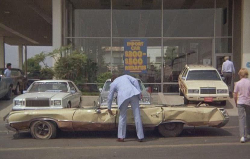 Clark Griswold Car Dealership