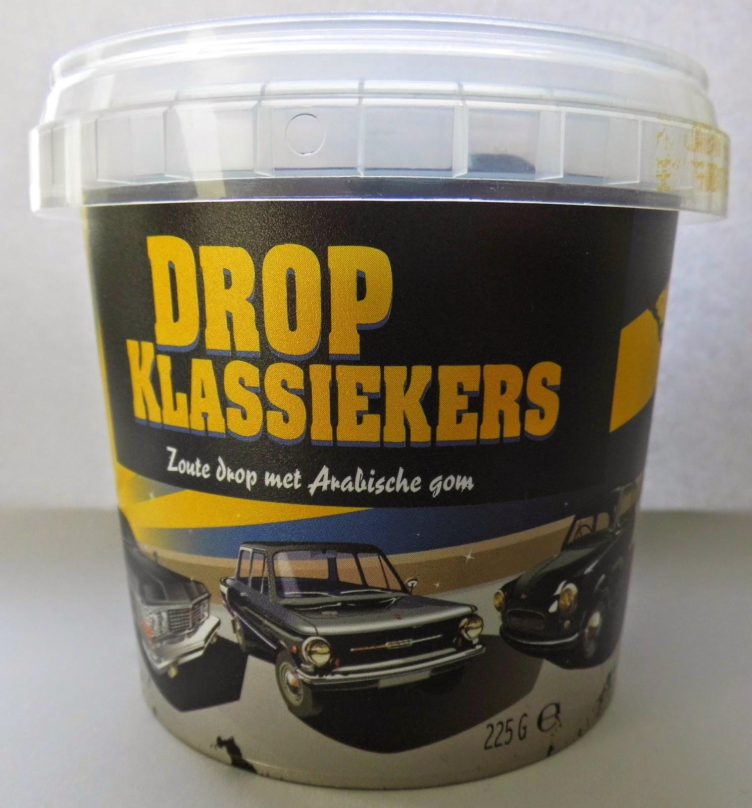 Dropklassiekers - zout