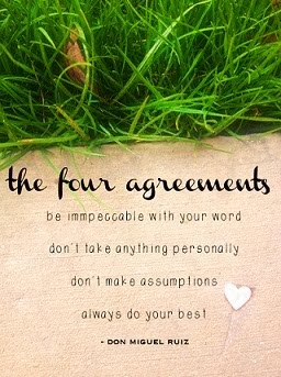 The Four Agreements to Live A Happy & Peaceful Life