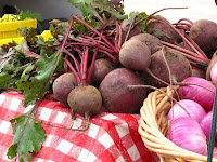 Beets are among the best detoxing foods