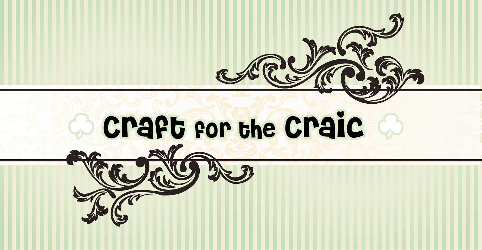 Craft for the Craic : Challenge blog