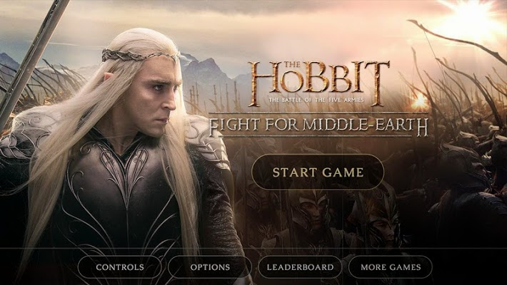 Fight for Middle-earth Gameplay