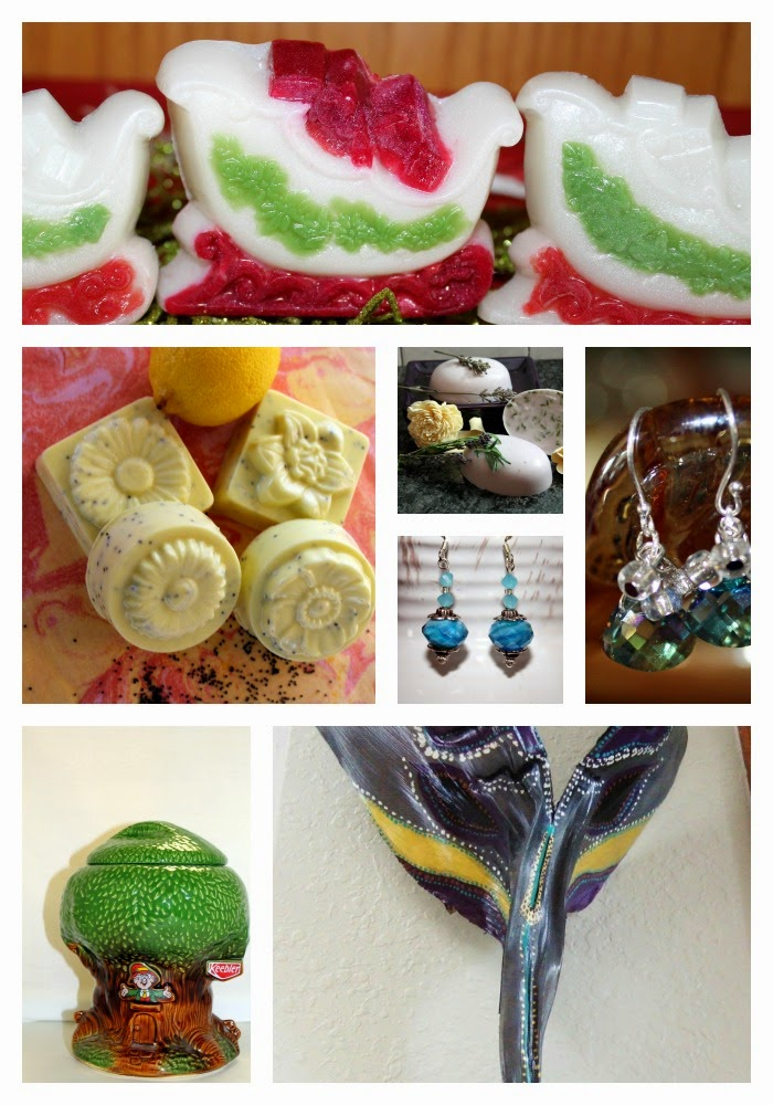 Easy Life Inspirations' Etsy Shop - samples of products