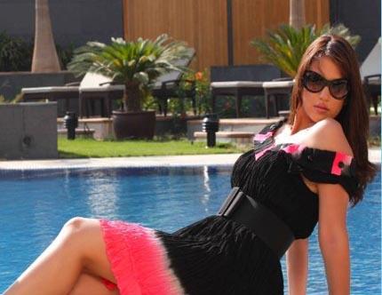 صور الممثلة درة زروق التونيسية - تجميعة صور الفنانة درة تجميع 2012