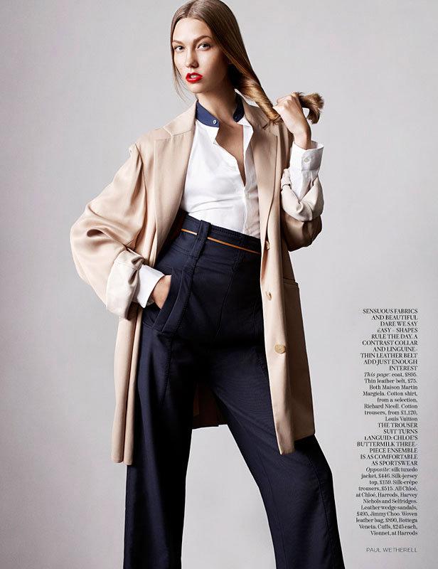 Karlie Kloss Vogue 2011