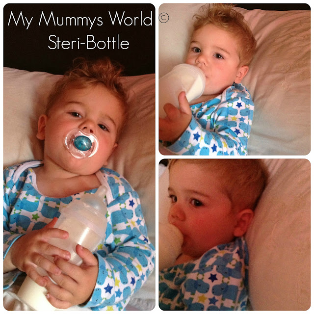My Mummys World © Steri-Bottle