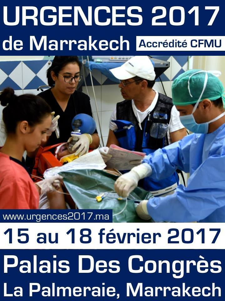 Urgences 2017 de Marrakech
