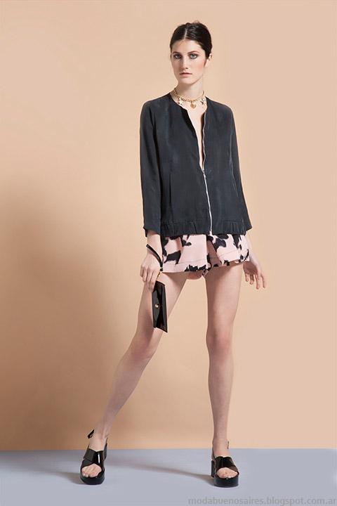Chaquetas de moda 2015 Vero Alfie.