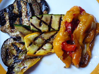 Bolli 39 s kitchen antipasti - Antipasti legumes grilles ...