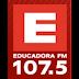 Ouvir a Rádio Educadora FM 107,5 de Salvador - Rádio Online