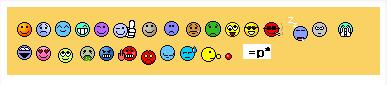 Membuat Emoticon pada Komentar Blogger