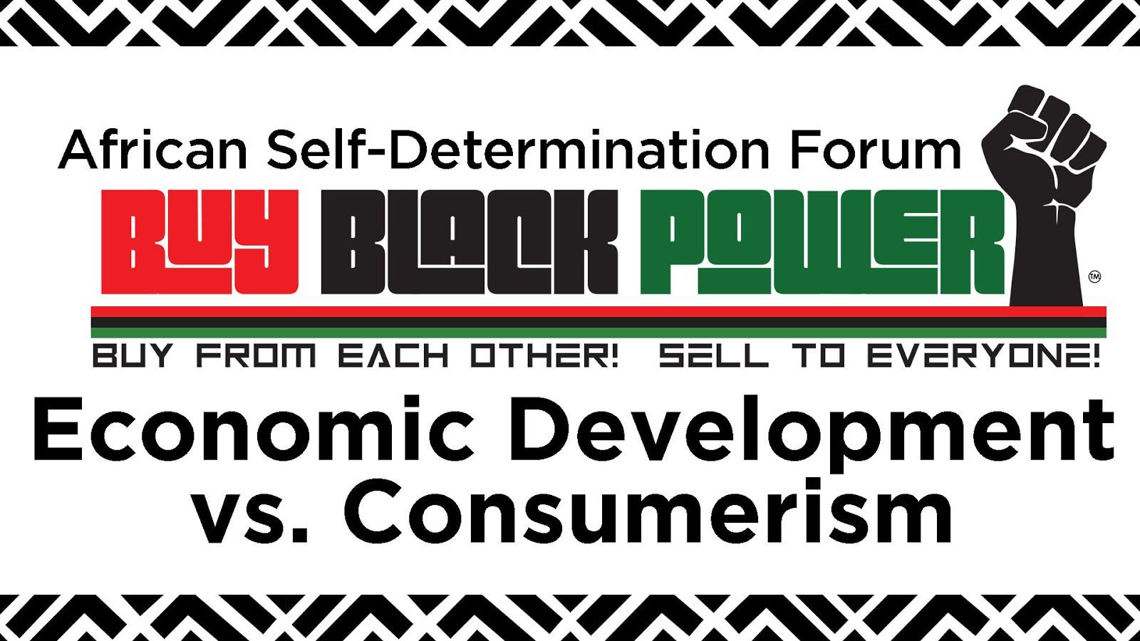 Next African Self-Determination Forum: