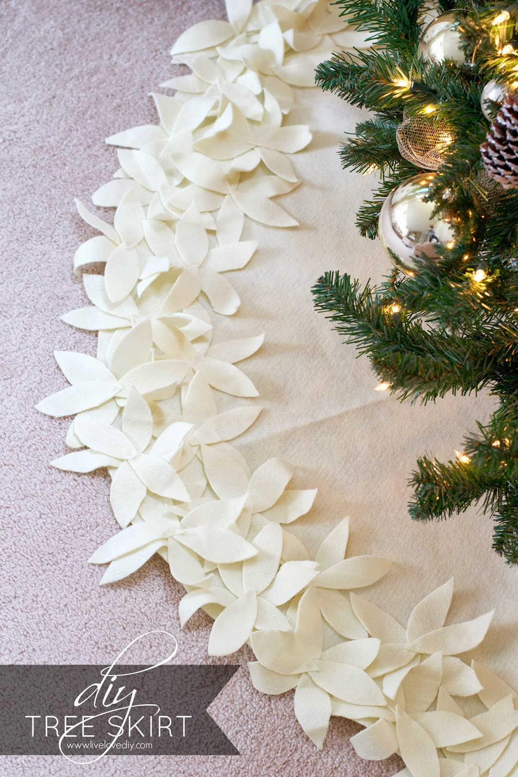 LiveLoveDIY: 10 Christmas DIY Ideas