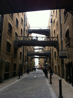 Shad Thames, London SE2