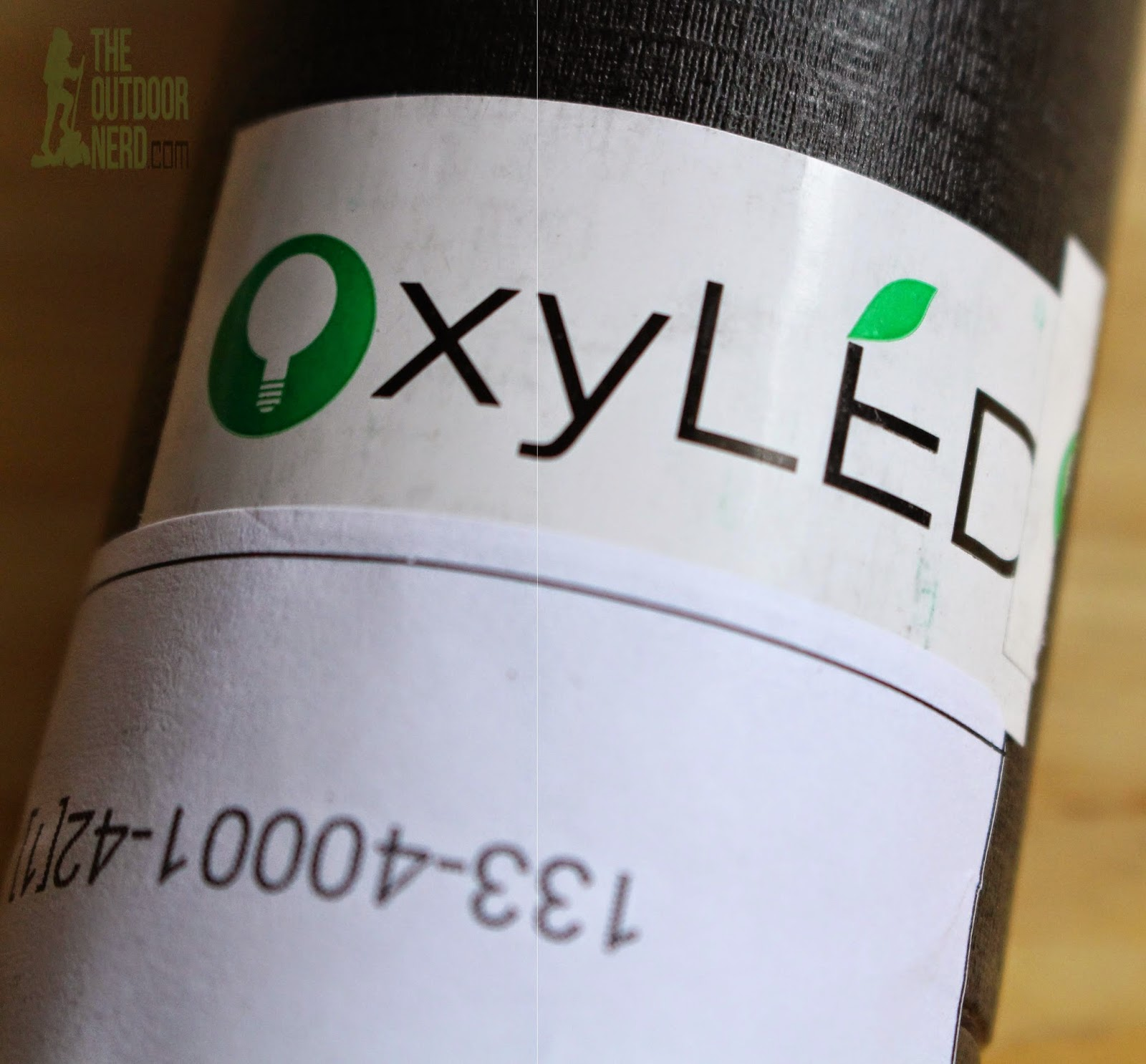 OxyLED Q6 Rechargeable USB Lantern - Unboxing 3