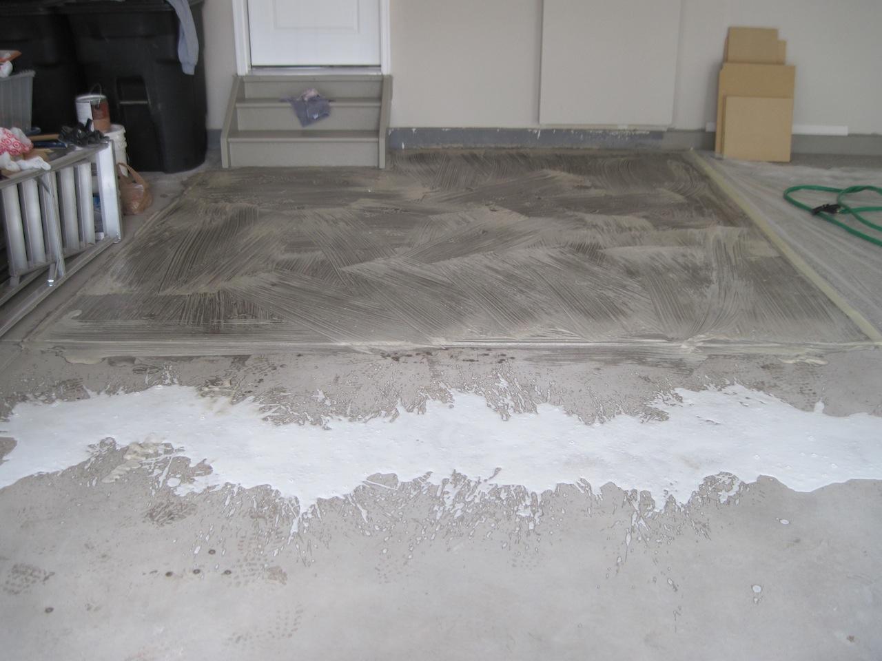 Behr Garage Floor Paint