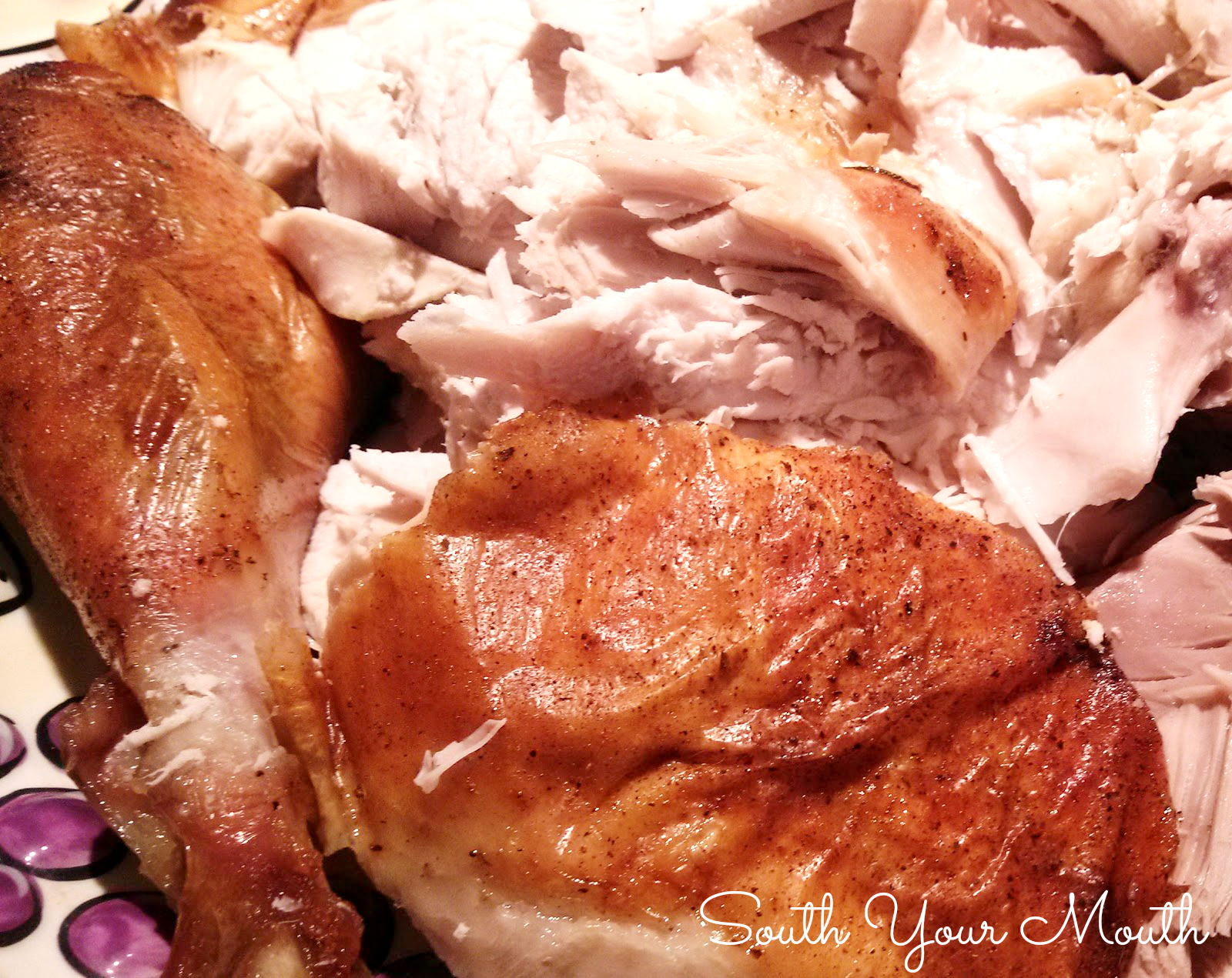 ... Turkey - Brined & Herbed Slow-Roasted Turkey with Prefect Turkey Gravy