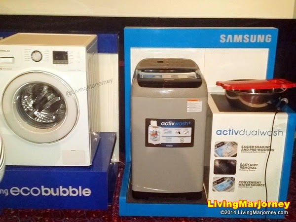 Samsung Fully-Automatic Washing Machines by MarjorieUy