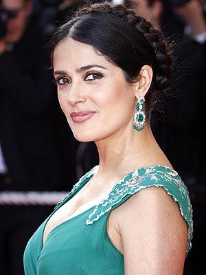 salma hayek photos 2011. Monday, May 16, 2011