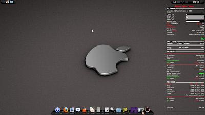 cara install conky di ubuntu 12.04