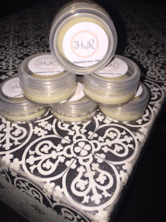 all natural organic deodorant Happy by Reya