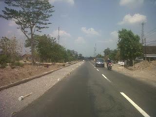 Jalan Raya Sukomoro Magetan