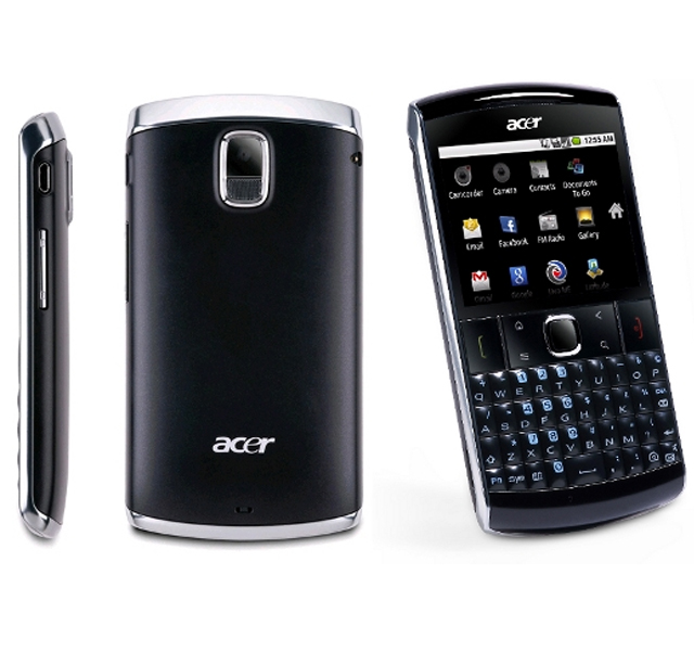acer betouch e210 mobile phone phonepict. Black Bedroom Furniture Sets. Home Design Ideas