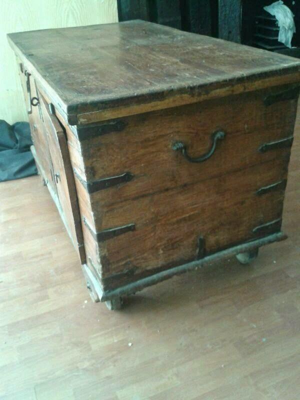 Muebles decorados a mano originales y nicos a oranza - Muebles decorados a mano ...