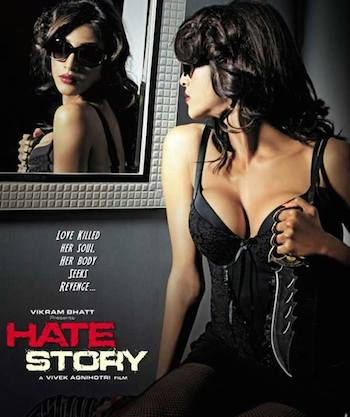 Hate Story 2012 UNCUT DVDRip 480p 350mb