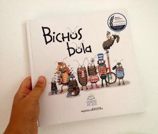 Rese a bichos bola literatura infantil respetuosa - Bichos bola en casa ...