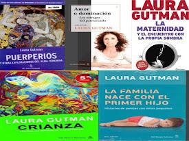 Paquete de libros de Laura Gutman