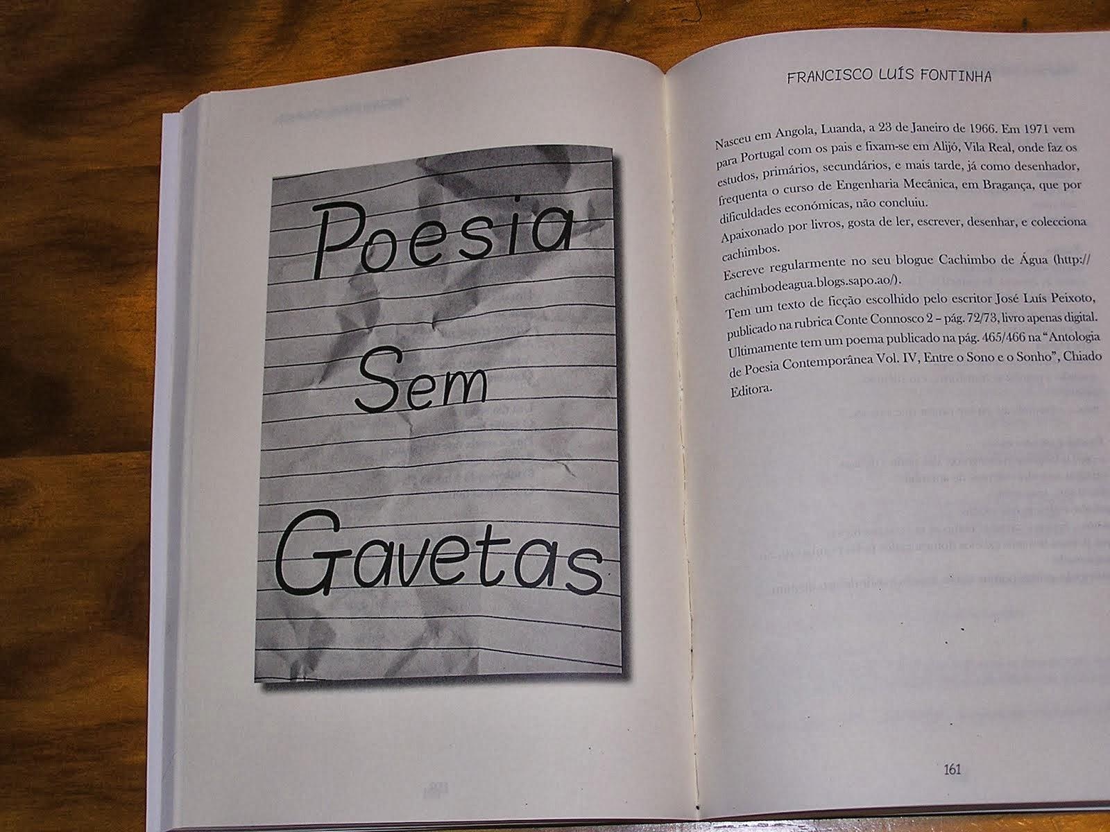 Aqui Há Poetas – Poesia Sem Gavetas II