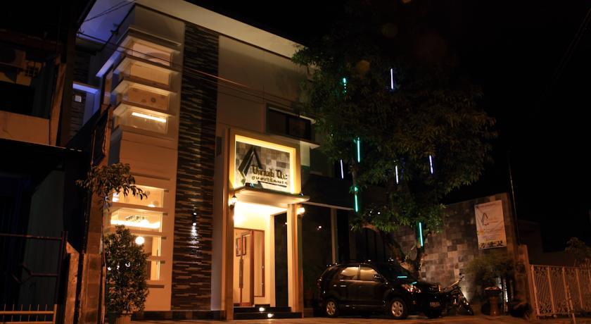 Hotel Murah Dekat Stasiun Lempuyangan - Omah Qu