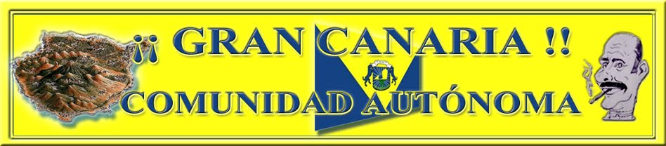  GRAN CANARIA !! COMUNIDAD AUTNOMA