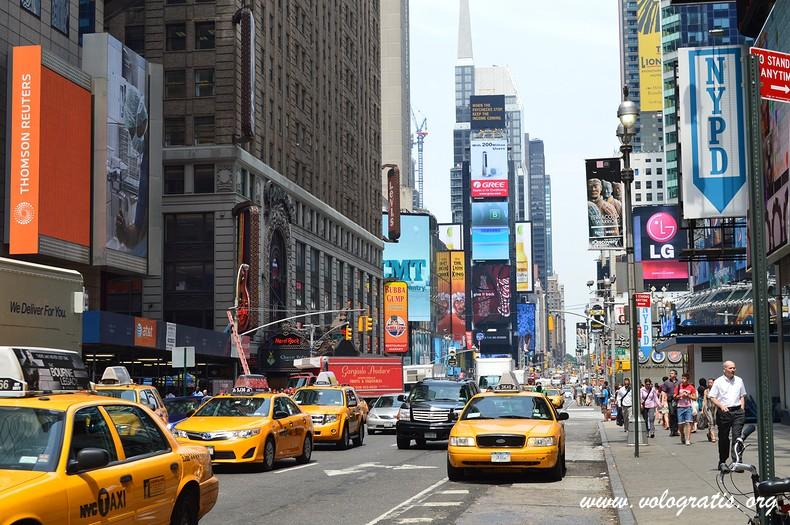 times square da non perdere a new york