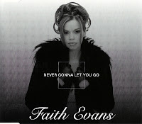 Faith Evans - Never Gonna Let You Go (CDM) (1999)